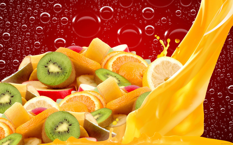 яркие фруктовые картинки